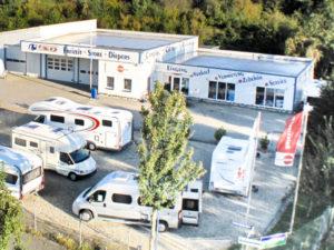 Reisemobil Niederrhein Tourismus