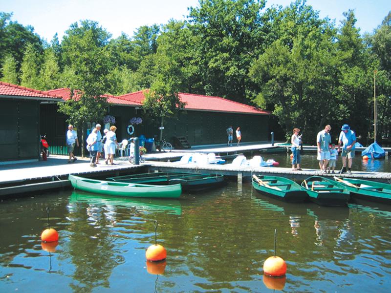 Oberer Hariksee Marina ~ Niederrhein Tourismus