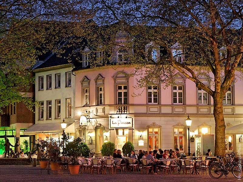 Weihnachtsmarkt Kempen.Kempen Niederrhein Tourismus
