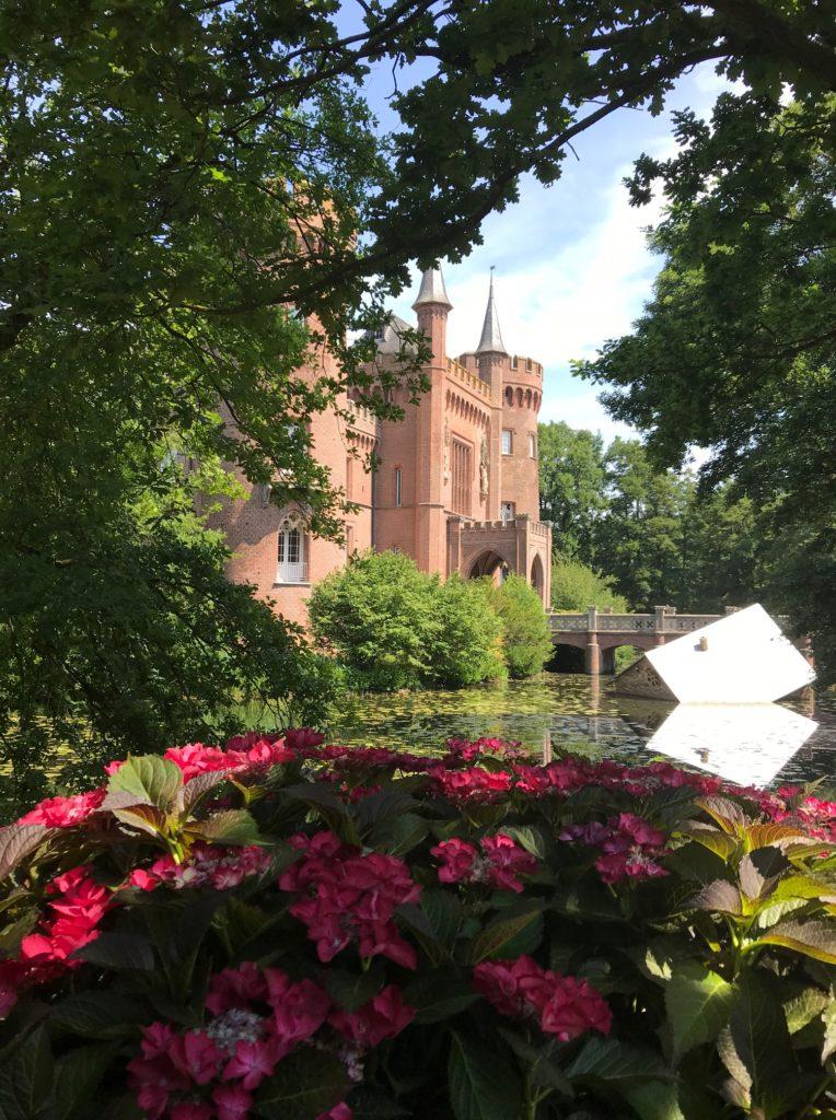 Hortensienwochenende Schloss Moyland_3