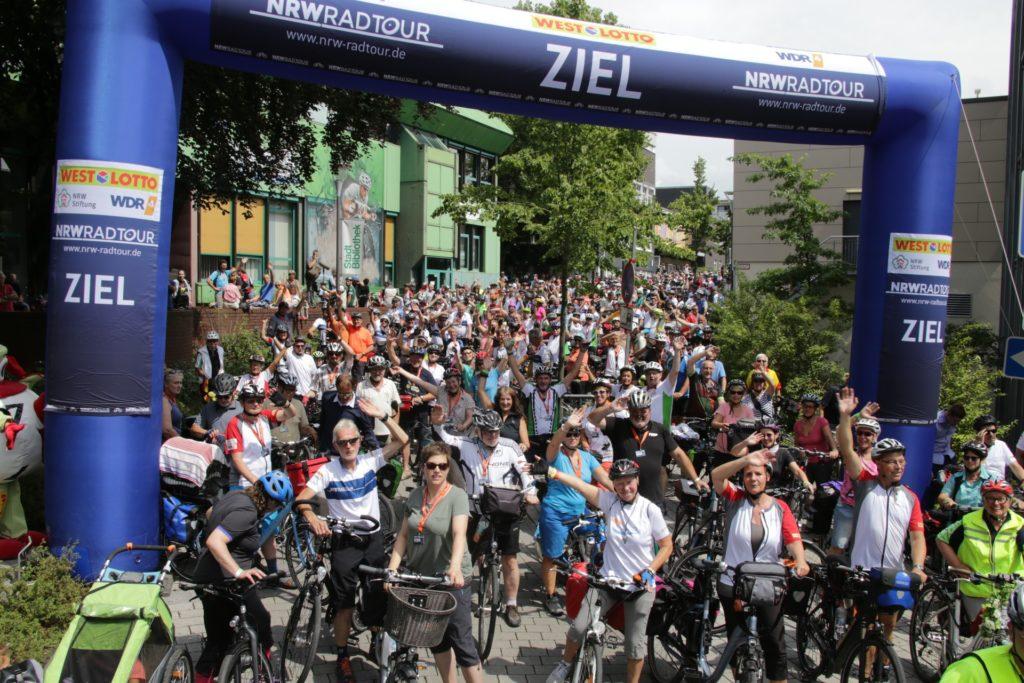 NRW-Radtour