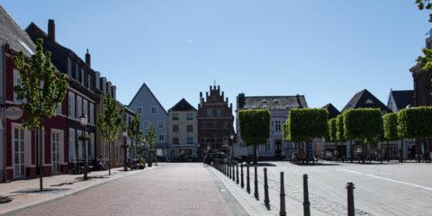 Marktplatz Rheinberg
