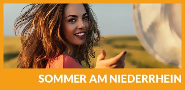 Sommer am Niederrhein - Niederrhein Tourismus
