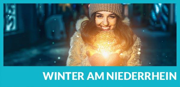 Winter am Niederrhein - Niederrhein Tourismus