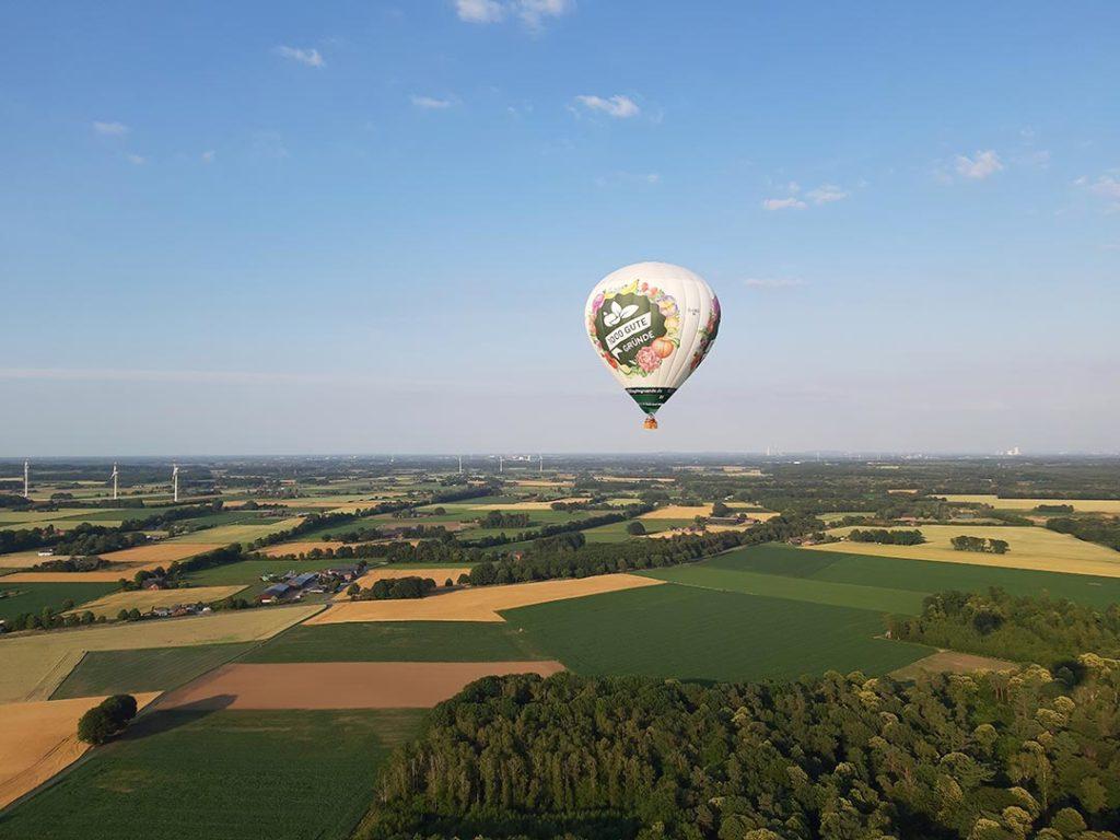 wolkentaxi.de Ballonfahren am Niederrhein