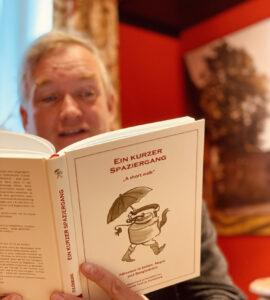 Graf zu Eulenburg liest aus seinem Buch